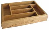 wooden tableware tray